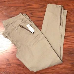 NWT Old Navy Tan Rockstar Pants